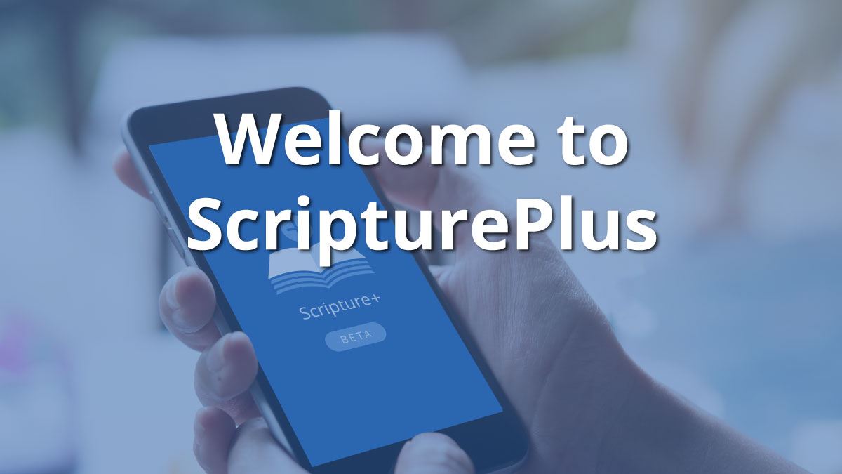 ScripturePlus Video Thumbnail